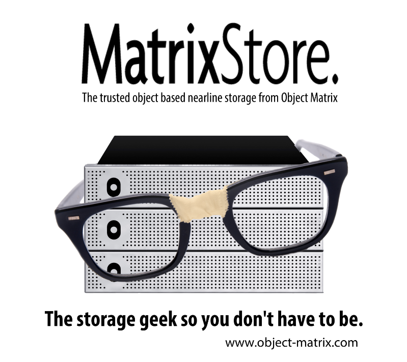 The Storage geek so you don't have to be