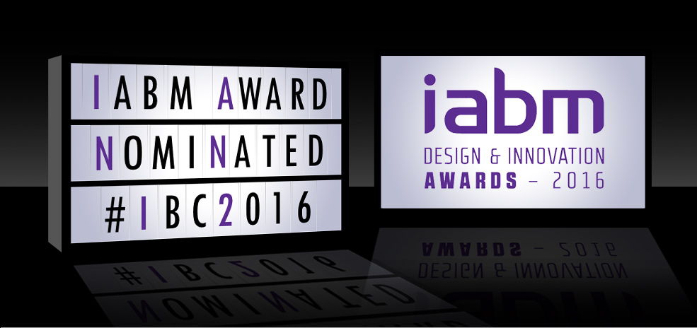 IABM Design and Innovation Awards