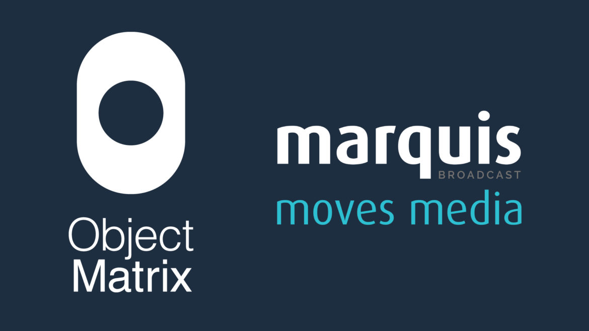 Object Matrix and Marquis logo