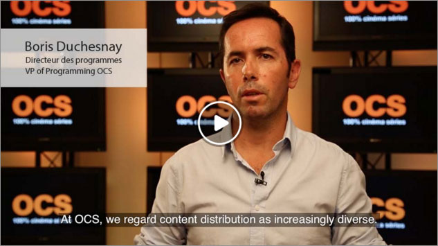 OPTV uses a secure Digital Content Governance platform, MatrixStore from Object Matrix.