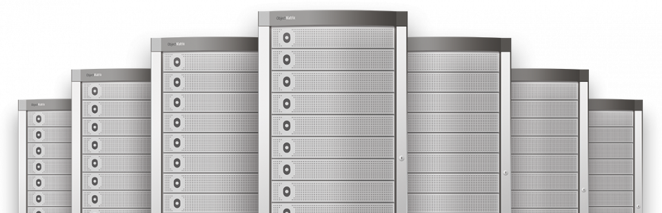 Object Storage MatrixStore Racks