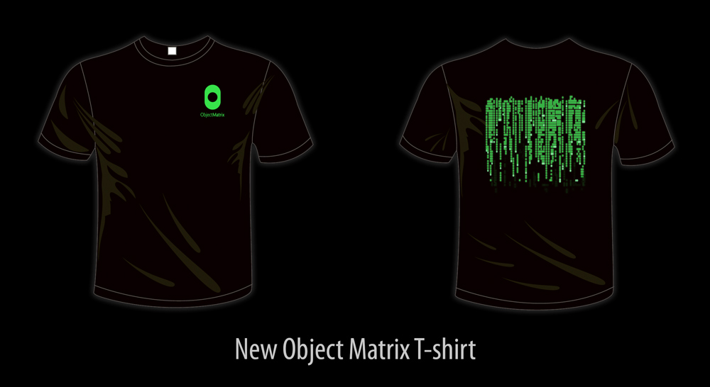 Object Matrix T-shirt