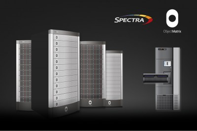 Object Matrix and Spectra Logic Launch Integrated Storage Solution