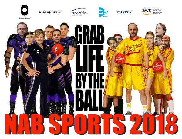 NAB SPORTS 2018 – Dodgeball, Fooseball and maybe some rugby