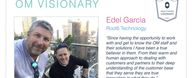Edel Garcia Root6 Technology