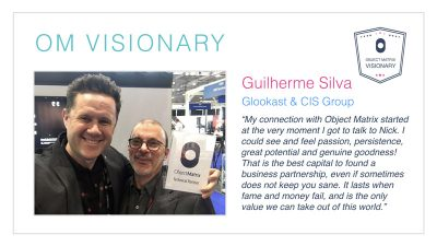Guilherme Silva – Object Matrix Visionary