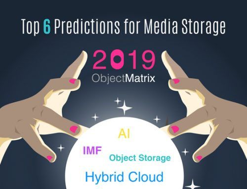 Top 6 Predictions for Media Storage 2019