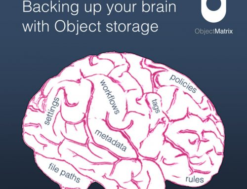 Backing up your brain with Object storage