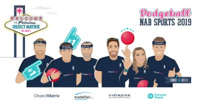 NAB SPORTS 2019 – Dodgeball, Fooseball and maybe some rugby