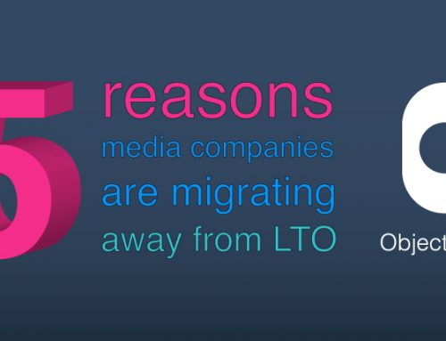 5 things driving the migration from LTO to object storage
