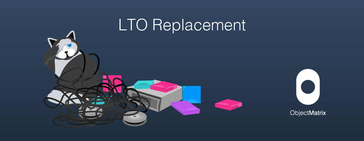 LTO Replacement