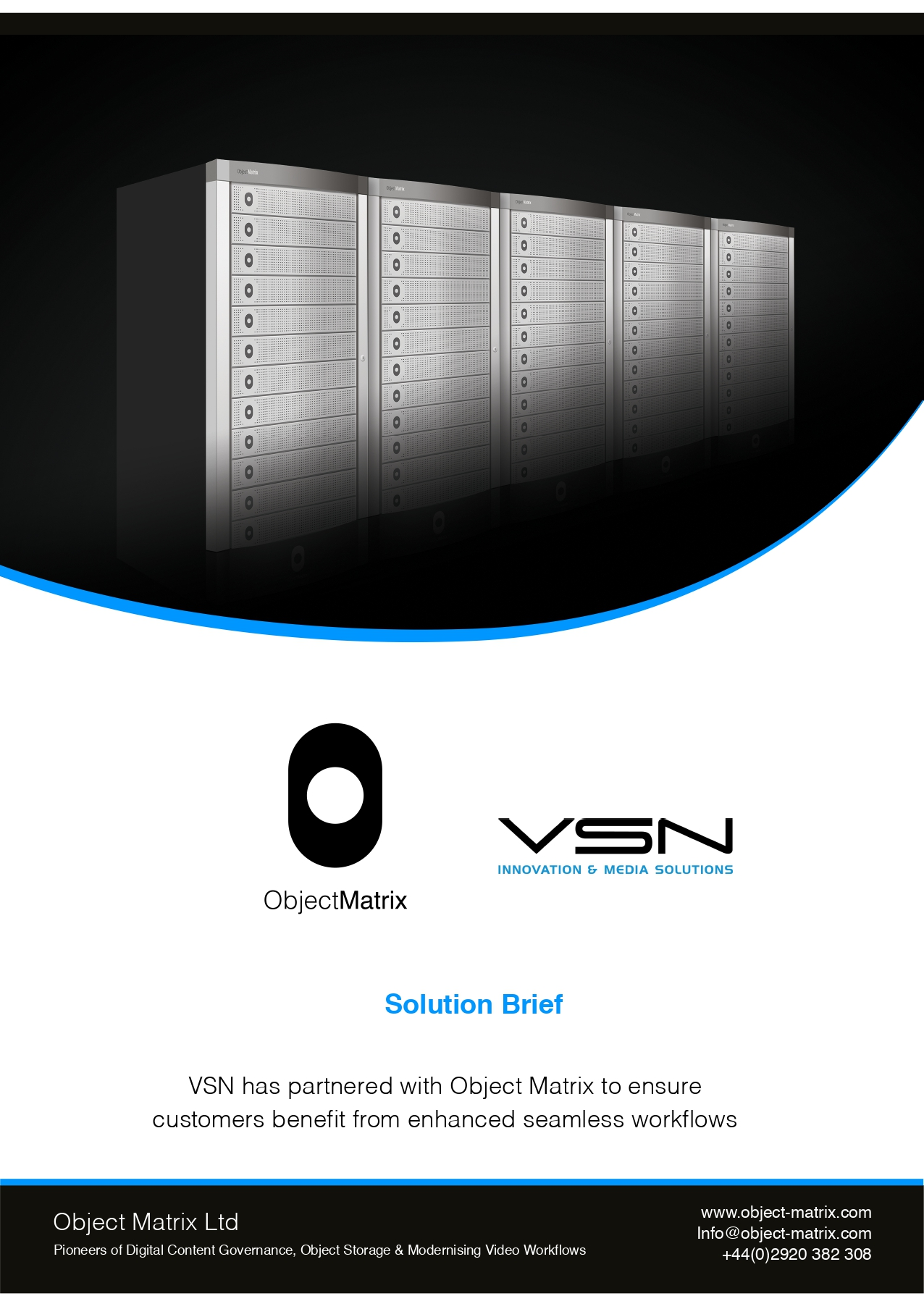 VSN Solution Brief