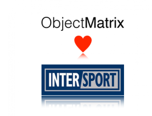 Intersport Implements MatrixStore to Manage Growing Archive