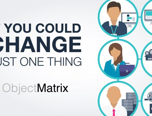 If You Could Change Just One Thing…