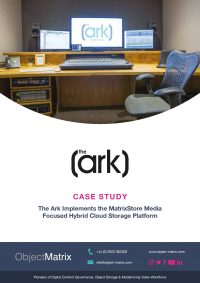 BBC Studios & Post Production Case Study PDF