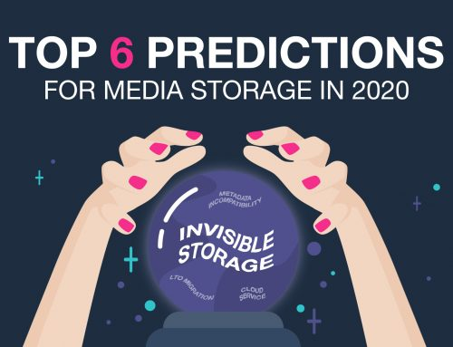 Top 6 Predictions For Media Storage in 2020