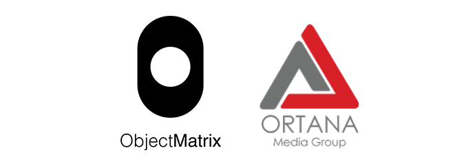 Object Matrix and Ortana Press Release Graphic