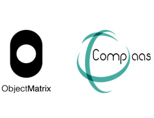 Compaas Media Signed as Object Matrix Reseller for Europe