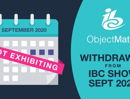 Object Matrix Announces Withdrawal from IBC