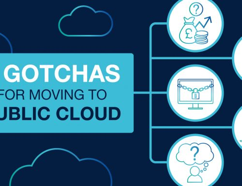 5 Gotchas For Moving to Public Cloud