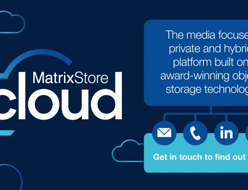 Object Matrix Launches MatrixStore Cloud
