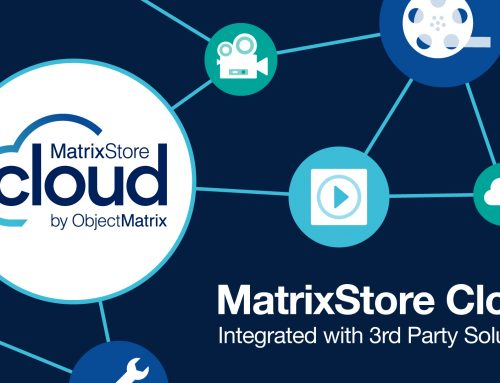 MatrixStore Cloud Integrated with 3rd Party Solutions