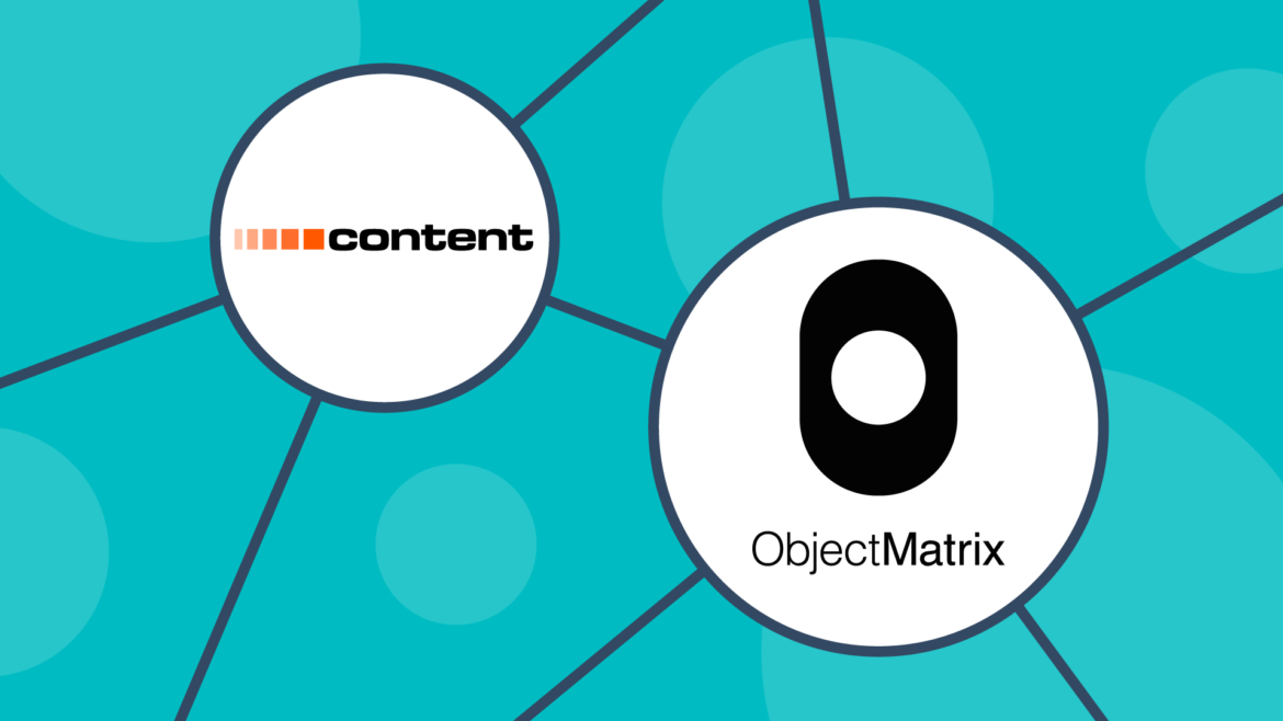 Object Matrix and Content Networks reseller