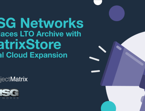 MSG Networks Replaces LTO Archive with MatrixStore Cloud
