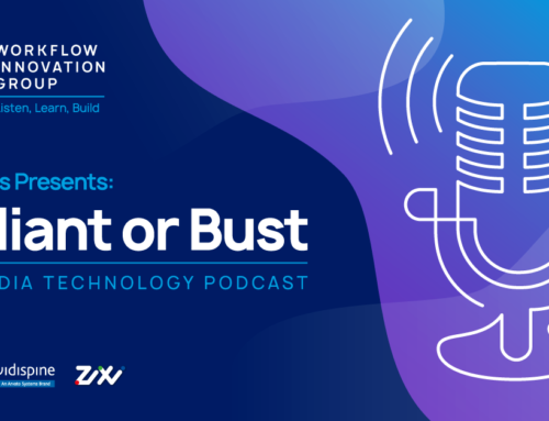 The Workflow Innovation Group (WIG) Launches Media Technology Podcast WIG TALKS
