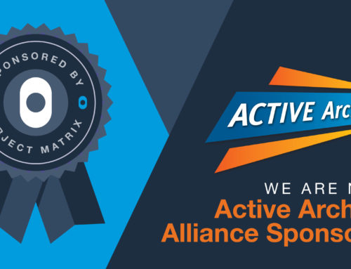 Object Matrix Joins the Active Archive Alliance