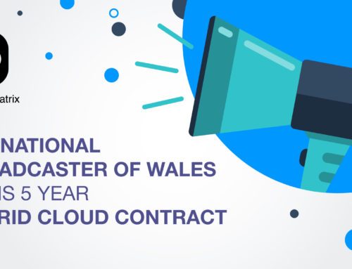 National Broadcaster of Wales Signs Hybrid Cloud Contract
