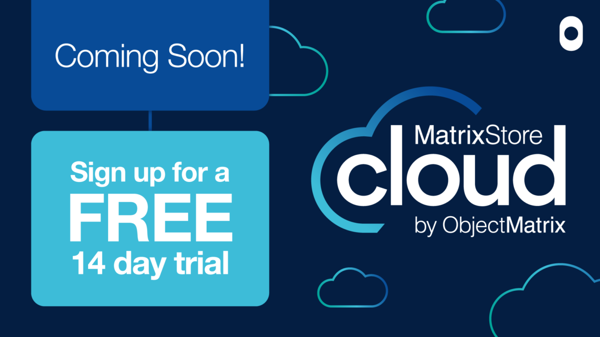 MatrixStore Cloud 14 day free trial