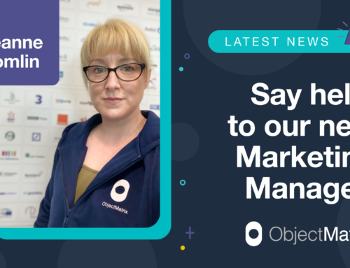 Object Matrix Appoints A New Marketing Manager