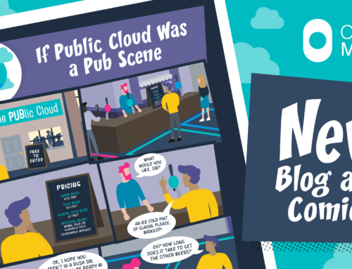 What's the alternative when the cost of Public Cloud is so unpredictable?
